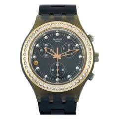 Swatch Full-Blooded Stoneheart Black Watch SVCM4008AG