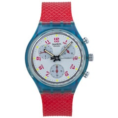 Swatch Swiss Twenty Three '23' Jewels Men's Watch
