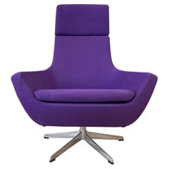 """Swedes """"Happy Swing"""" Lounge Chair in Purple by Roger Persson"""