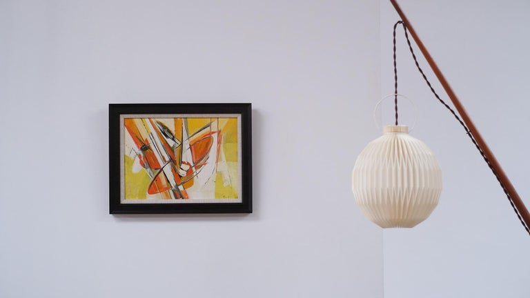 20th Century Swedish 1960s Painting For Sale