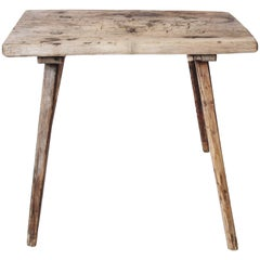 Swedish 19th Century Farm Table