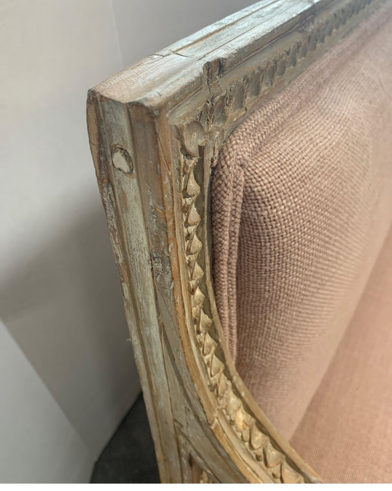 Swedish 19th Century Gustavian Sofa In Good Condition In Houston, TX