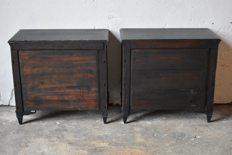 Swedish 19th Century Gustavian Style Chest of Drawers For Sale 3