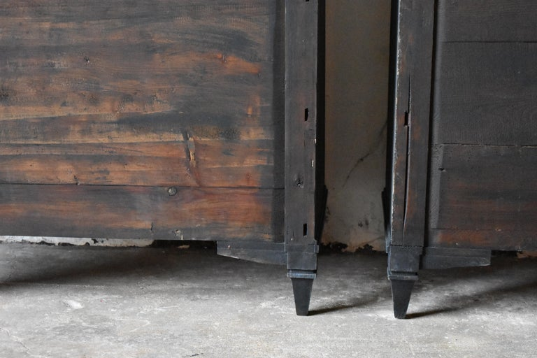 Swedish 19th Century Gustavian Style Chest of Drawers For Sale 4