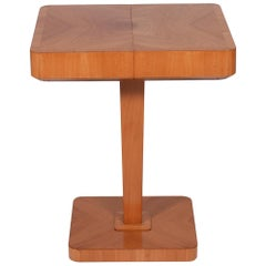 Swedish Art Deco Side Table for Bodafors, 1930s