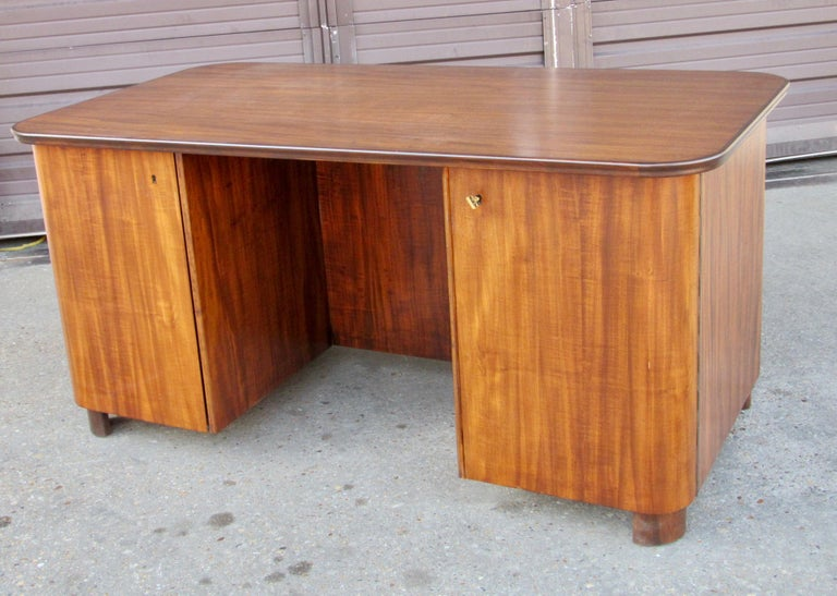 Swedish art moderne desk.