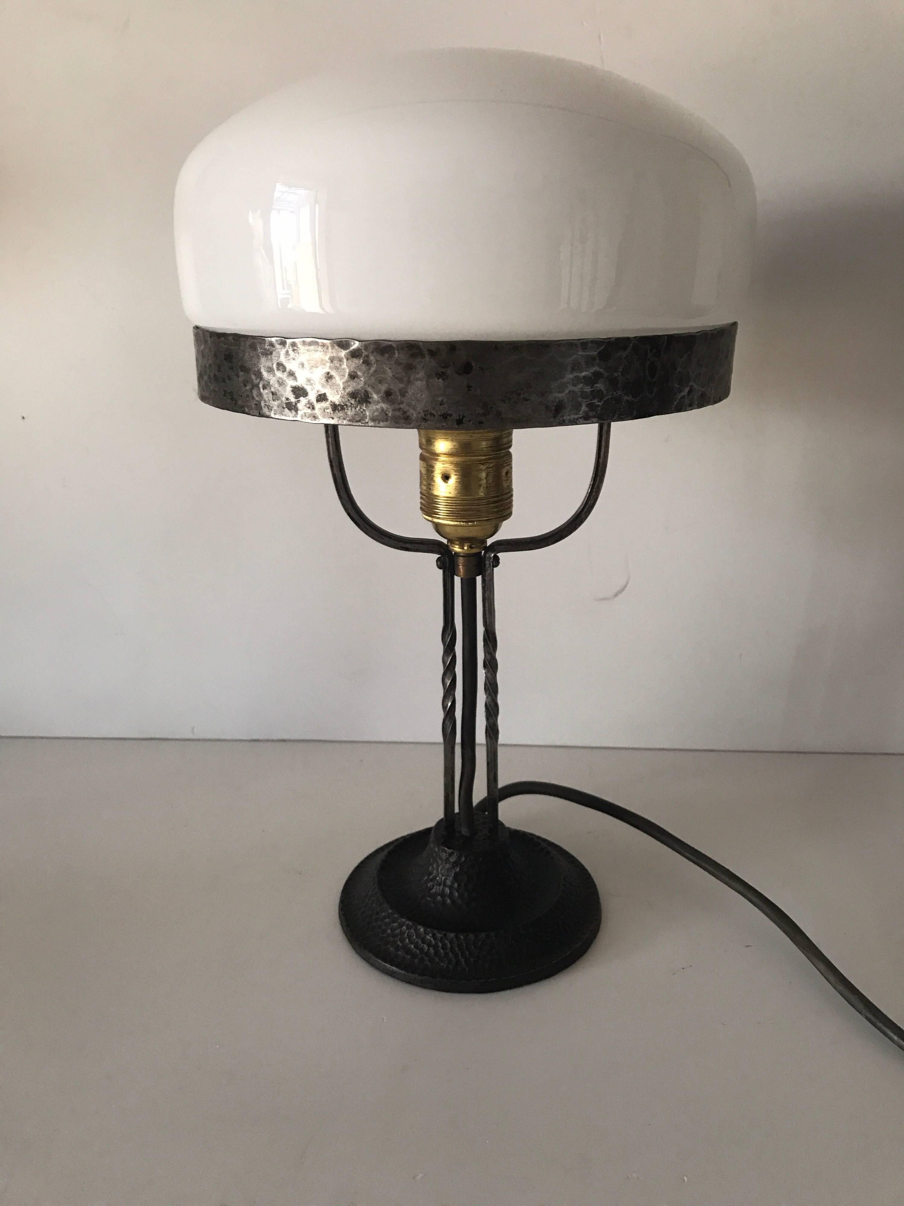lamp vintage fatto antiques murano mano lamps a glass table products
