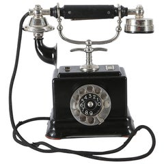 Swedish Bakelite Table Phone from 1947