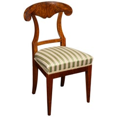 Swedish Biedermeier Dining Chairs Set of 4