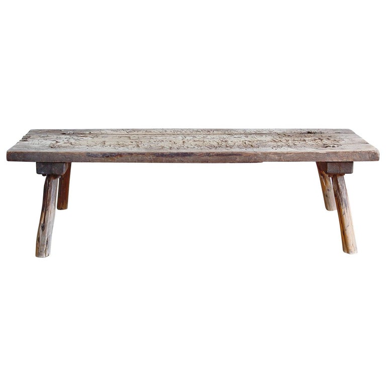 Swedish Butcher's Table For Sale