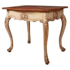 Swedish Center Table