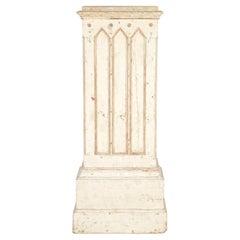 Swedish Empire Column Pedestal