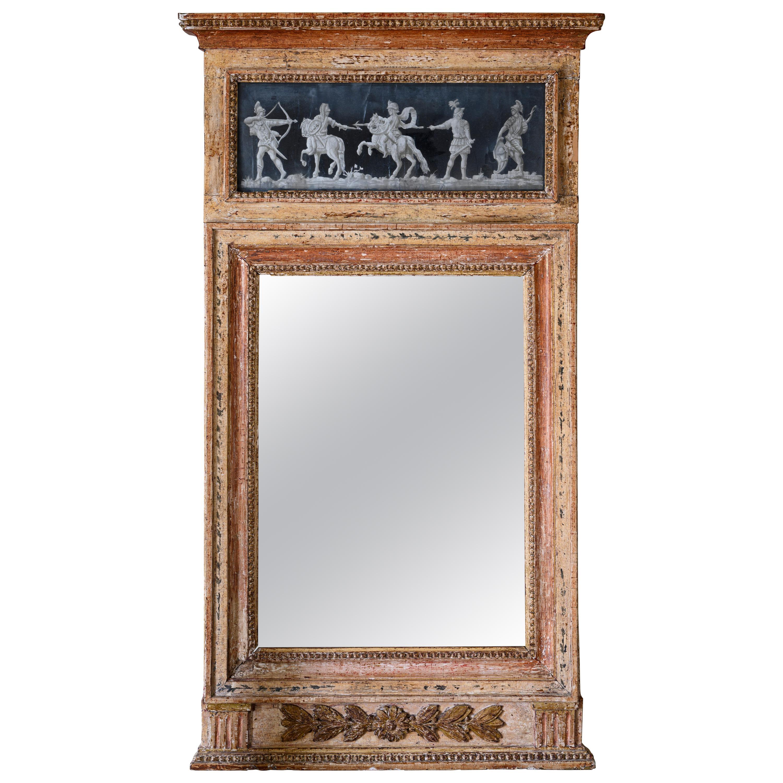 Swedish Empire Mirror