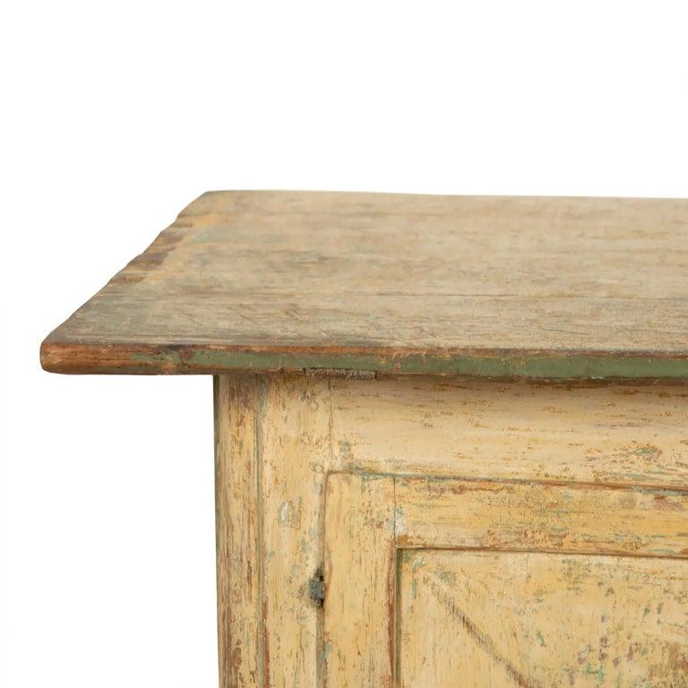 19th Century Swedish Empire Workbench For Sale