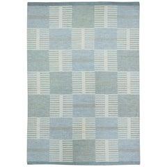 Swedish Flat-Weave Carpet by Carl Malmsten