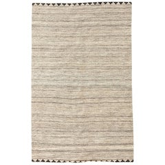 Swedish Flat Weave Rug by Rakel Callander