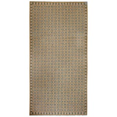 Swedish Flat-Weave Rug Inspired by a Marta Mass Fjetterstrom Design
