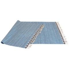 Swedish Flat-Weave Carpet by Rakel Carlander