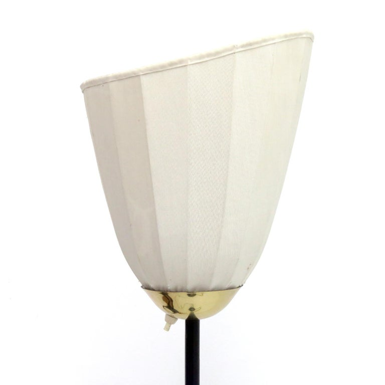 Scandinavian Modern Swedish Floor Lamp by Hans Bergström For Sale