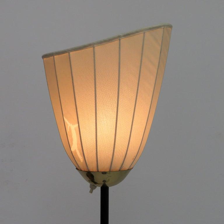 Swedish Floor Lamp by Hans Bergström For Sale 2