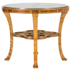Swedish Grace Occasional Table from Ystad Metal