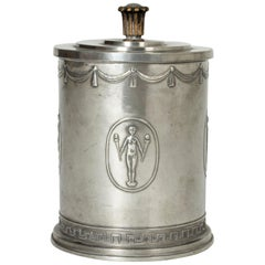 Swedish Grace Pewter Jar from Schreuder & Olsson