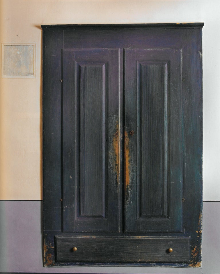 Swedish Gustavian Allmoge Cabinet / Wardrobe, Origin ...