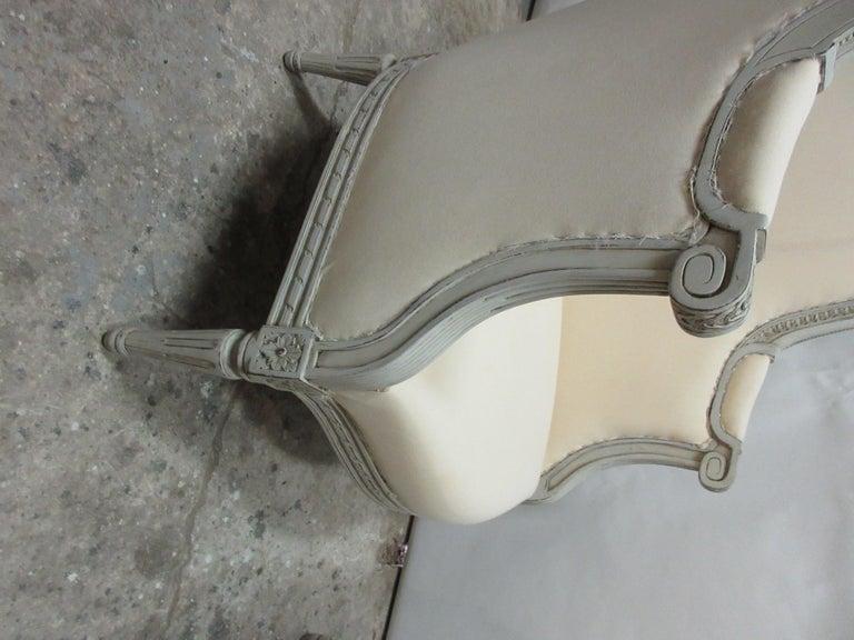 Birch Swedish Gustavian Berger Chairs For Sale