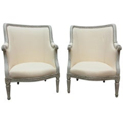 Swedish Gustavian Berger Chairs