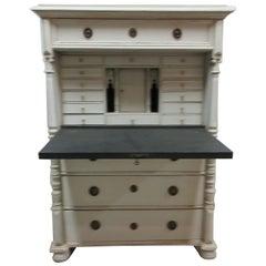 Swedish Gustavian Drop Front Desk