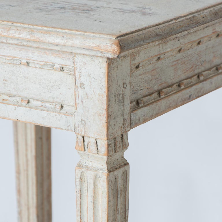 18th Century Swedish Gustavian Period Two-Tier Table, circa 1780 For Sale