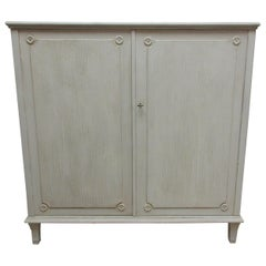 Swedish Gustavian Sideboard 2-Door