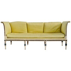 Swedish Gustavian Sofa Made, circa 1790
