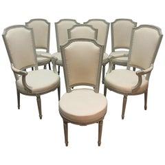 Swedish Gustavian Style Armchairs