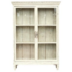 Swedish Gustavian Style Cabinet, 1850-1860