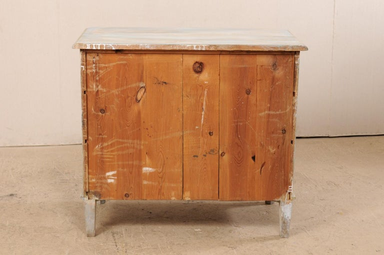 Swedish Gustavian Style Chest, 19th Century For Sale 6
