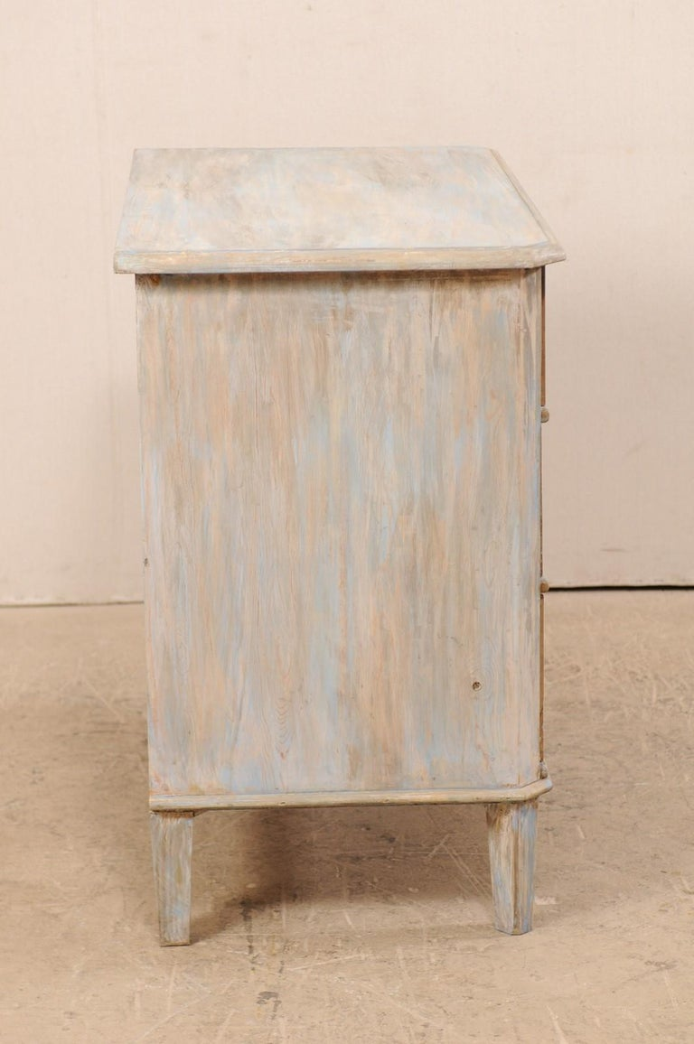 Swedish Gustavian Style Chest, 19th Century For Sale 2