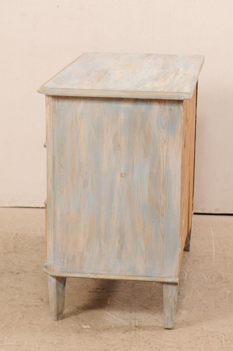 Swedish Gustavian Style Chest, 19th Century For Sale 3