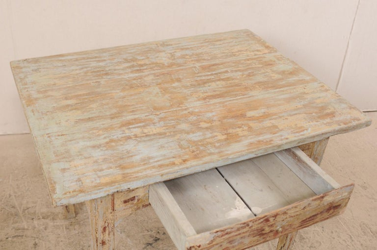 Swedish Gustavian Table, 19th Century For Sale 6