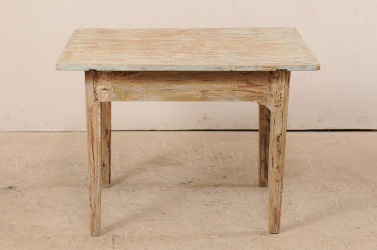 Swedish Gustavian Table, 19th Century For Sale 7