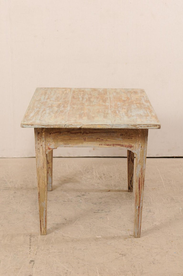 Swedish Gustavian Table, 19th Century For Sale 3