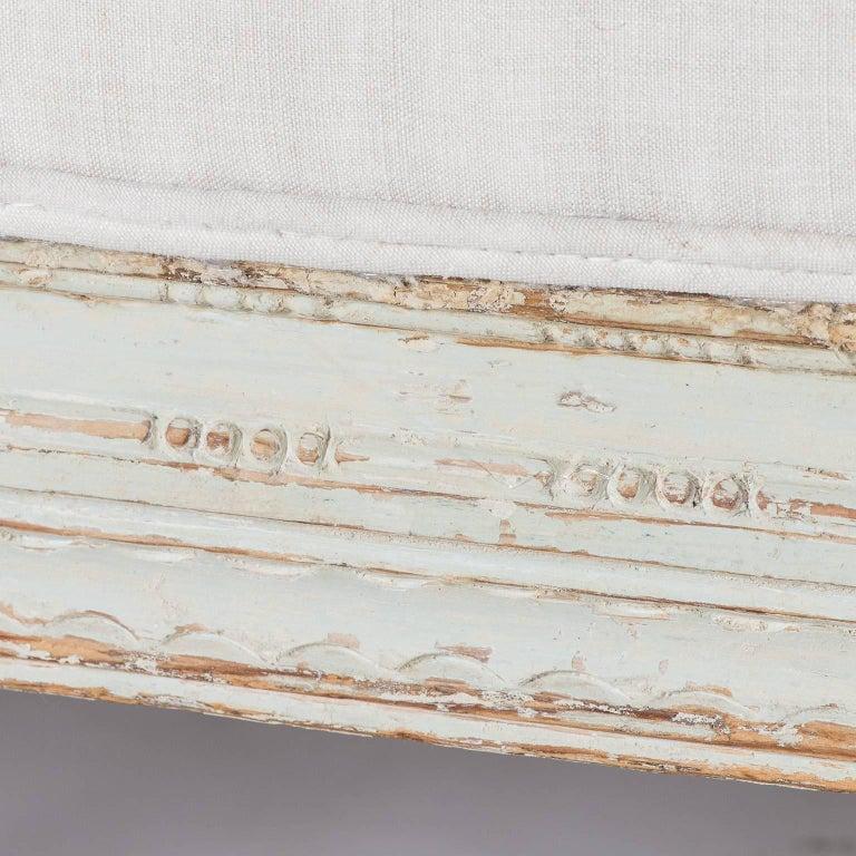Swedish Late Gustavian Bench, circa 1820 For Sale 1