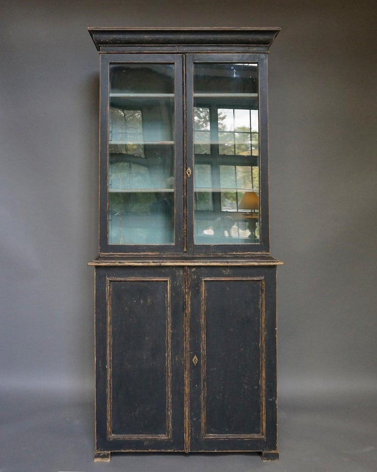 Swedish Library Cabinet For Sale At 1stdibs
