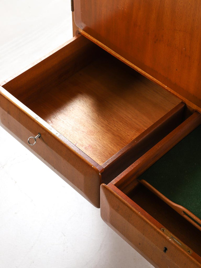 Swedish Midcentury Cabinet By Bertil Fridhagen For Bodafors, 1950s For Sale 5