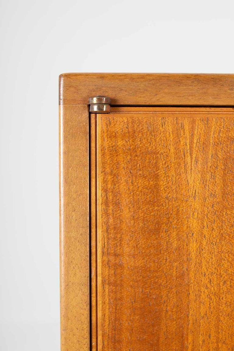 Swedish Mid-Century Modern Cabinet Model