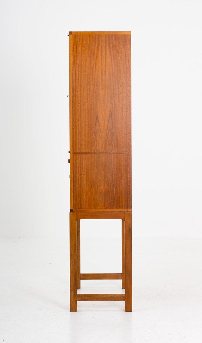 20th Century Swedish Mid-Century Modern Cabinet Model