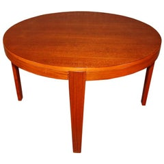 Swedish Mid-Century Modern Coffee or End Table