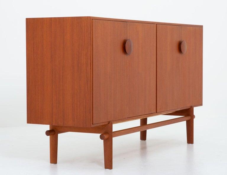 Scandinavian Modern Swedish Midcentury Sideboard Model