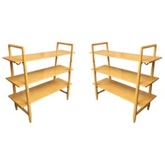 Swedish Midcentury Bookshelf by Edmond Spence