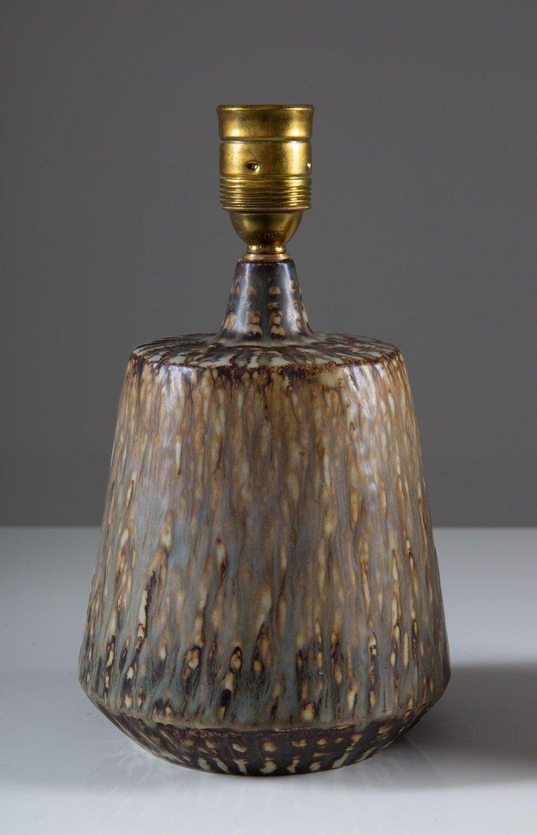 Ceramic table lamps model